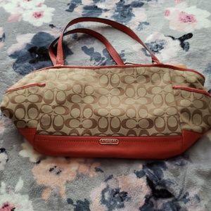 Coach purse,